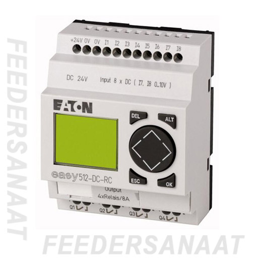 مینی PLC EASY512-DC-RC  ایتون