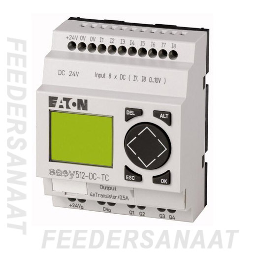 مینی PLC EASY512-DC-TC  ایتون