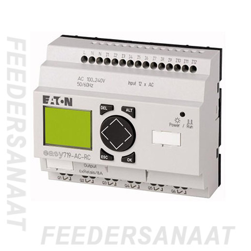 مینی PLC EASY719-AC-RC  ایتون