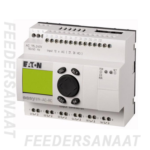 مینی PLC EASY819-AC-RC  ایتون