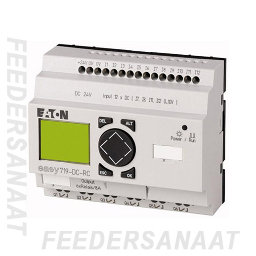 مینی PLC EASY719-DC-RC  ایتون